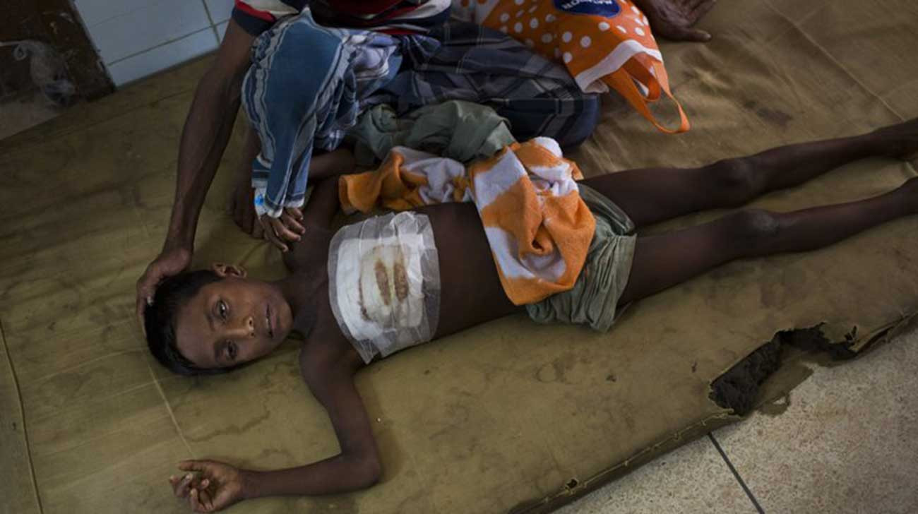 Senate condemns atrocities against Rohingya Muslims