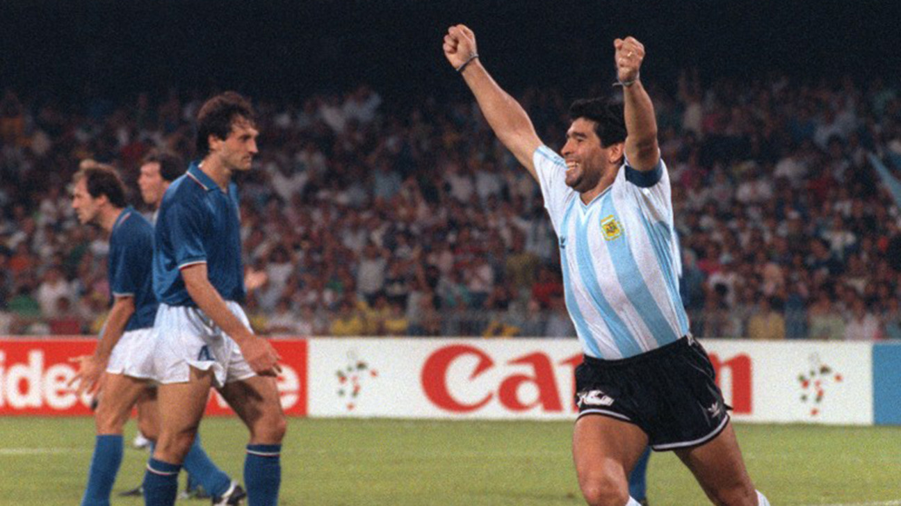 How much would Maradona be worth in 2015