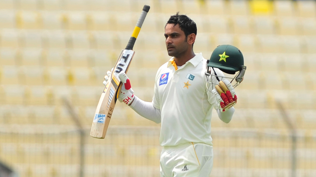 Mohammad Hafeez doubtful for the England tour due to knee injury : PCB