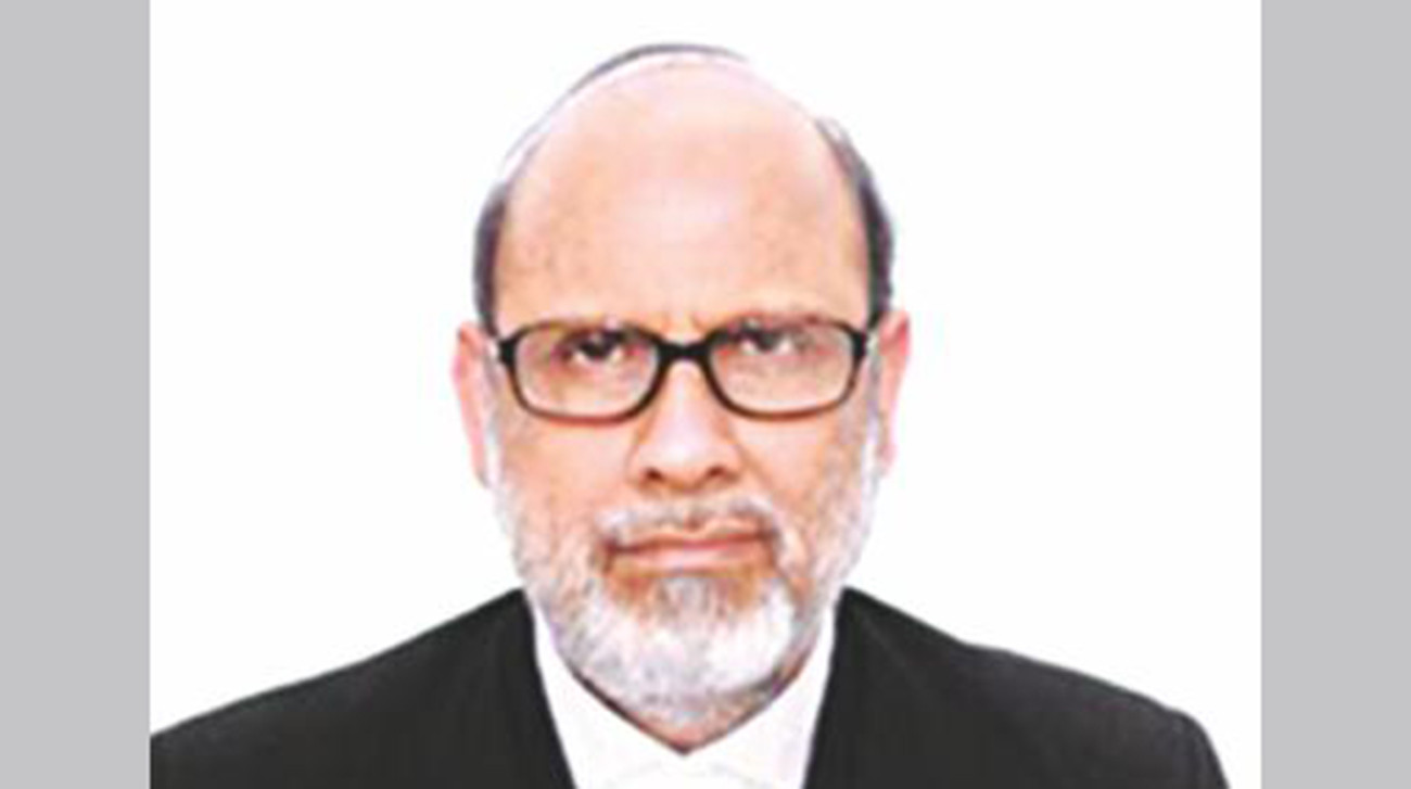 Acting Chief Justice Md Abdul Wahhab Miah