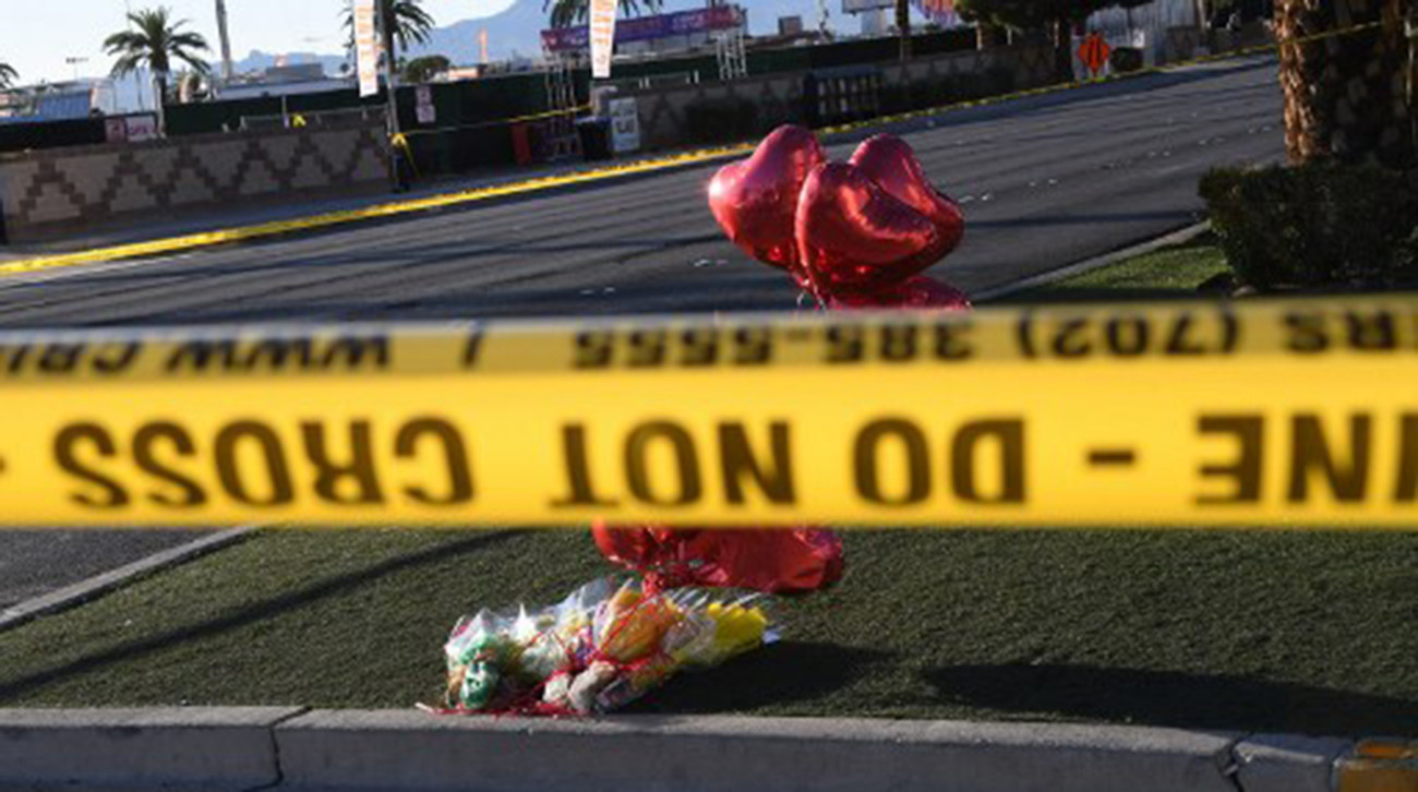 Father of suspected Las Vegas gunman has criminal history in Oregon
