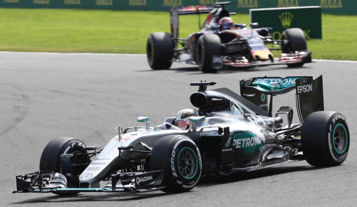 Monza pole for Hamilton