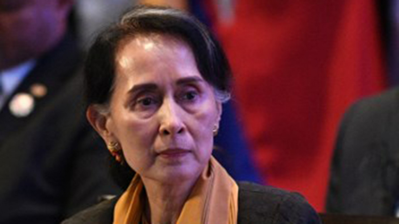 Suu Kyi stripped of Oxford honour