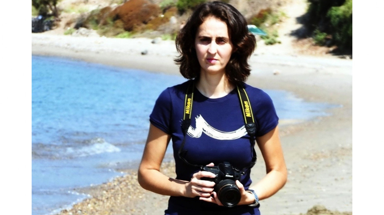 Nilufer Demir who photographed drowned Syrian boy Aylan Kurdi.