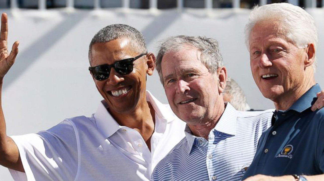 These Three Amigos Cause Presidents Cup to Live Up to Name