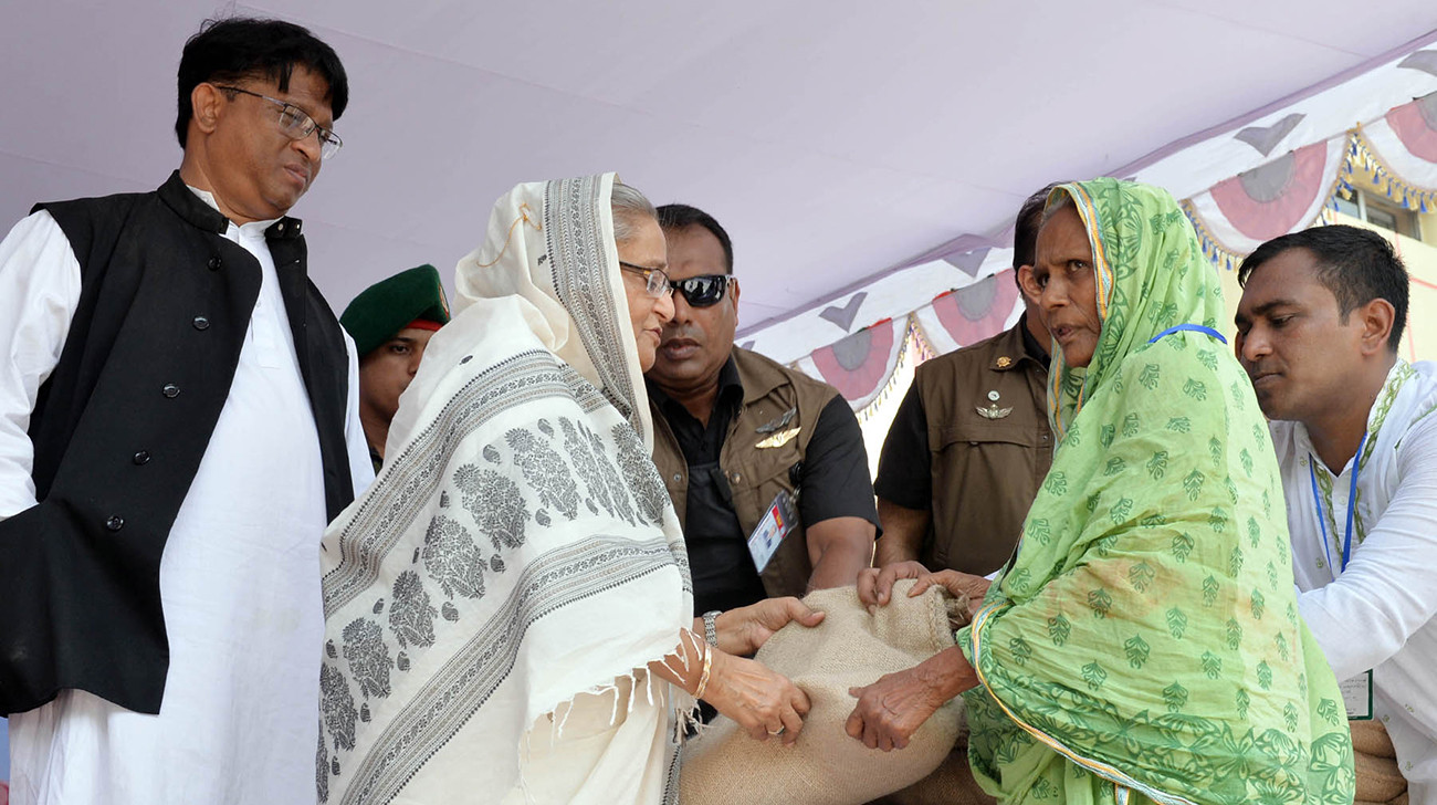 PM: Flood victims to get food assistance for 3 months