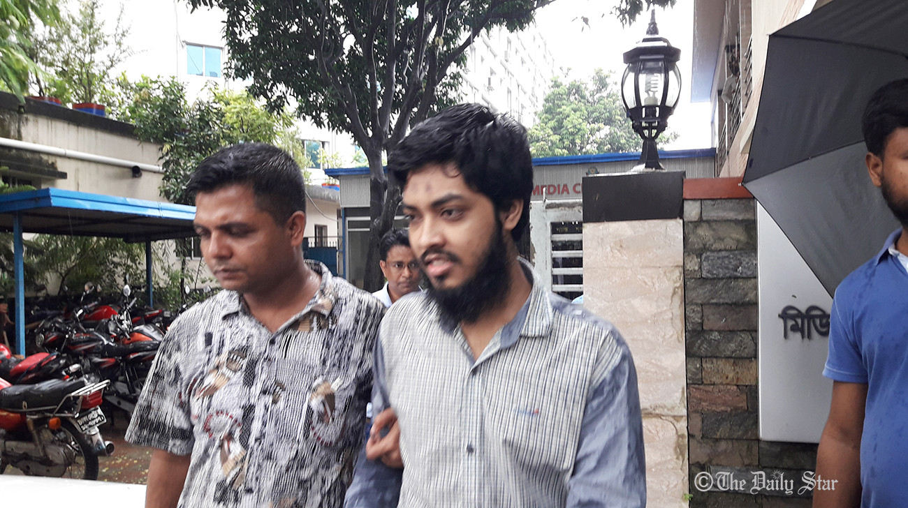 Gulshan cafe attack: One more militant arrested in Natore