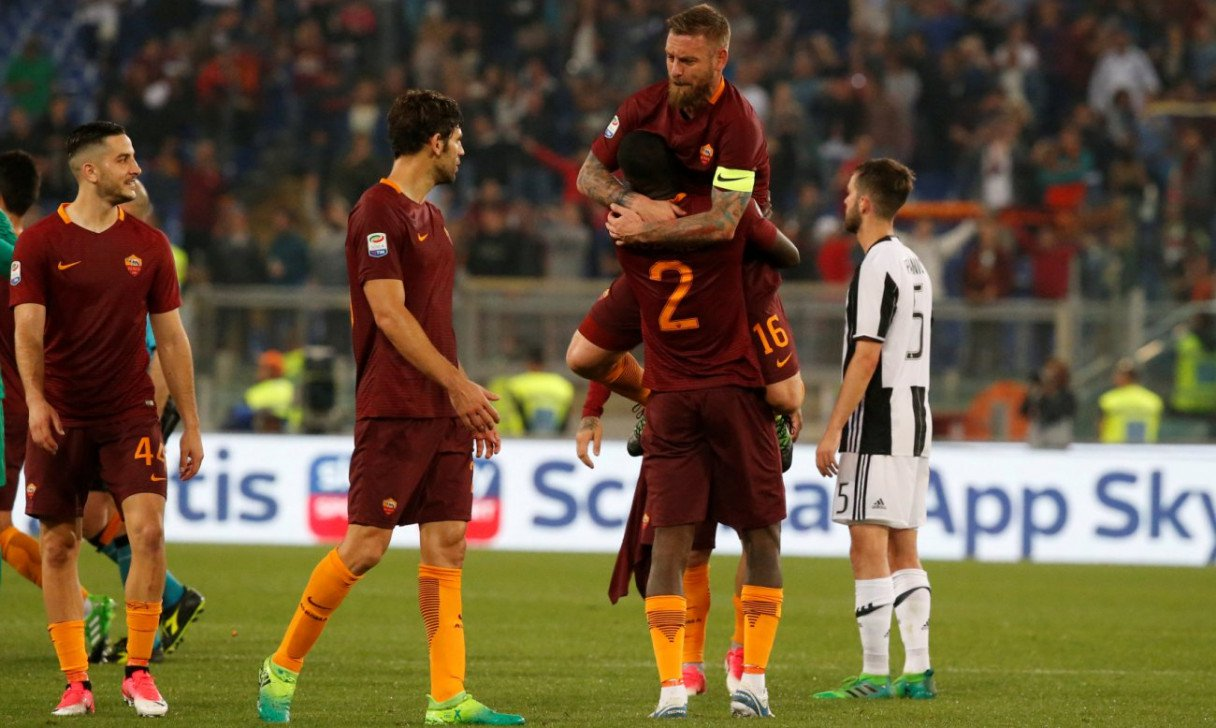 Serie A: Roma beats Chievo, placing pressure to win on Juventus