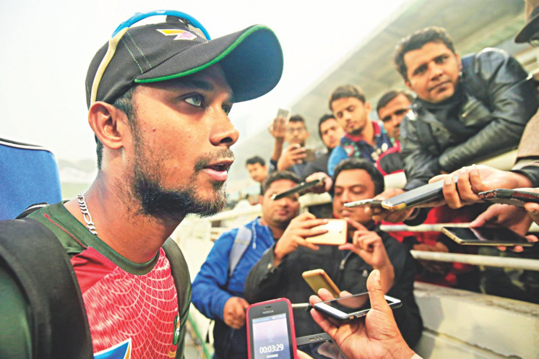 I will always be aggressive: Sabbir