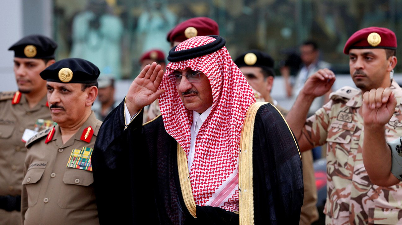 Saudi king orders arrest of prince for video showing abuse