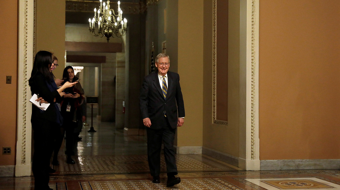 Senate GOP plans a vote aimed at ending shutdown