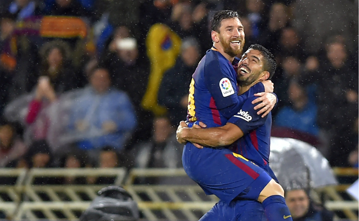 Barca Fight Back To End Anoeta Curse Against Real Sociedad