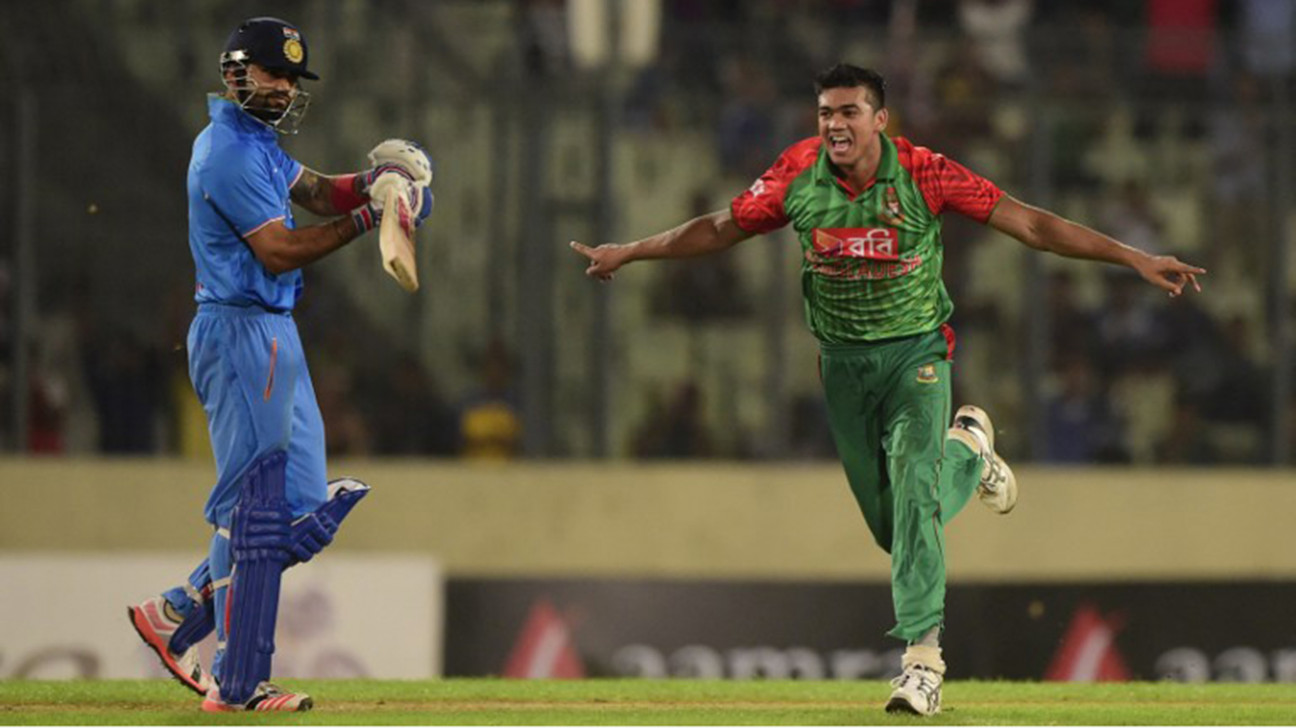 The Taskin Ahmed story The Daily Star