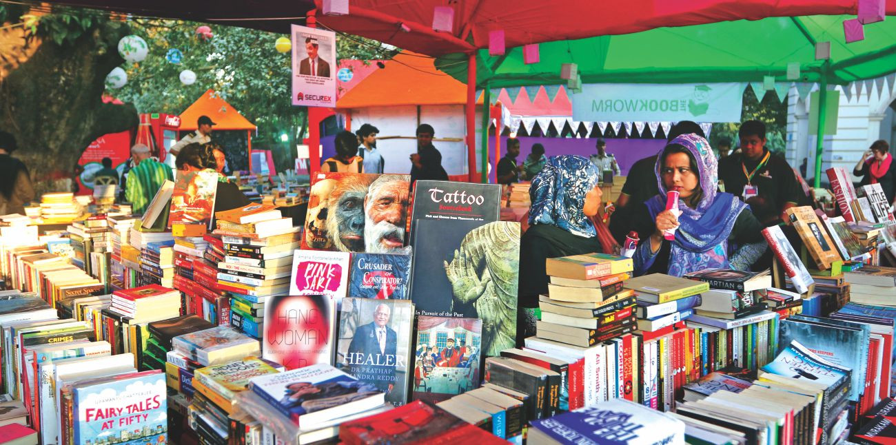 Tickle your intellect this Lit Fest