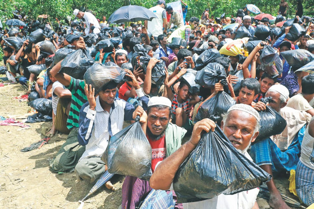 Bengal child rights panel moves SC against moves to deport Rohingyas