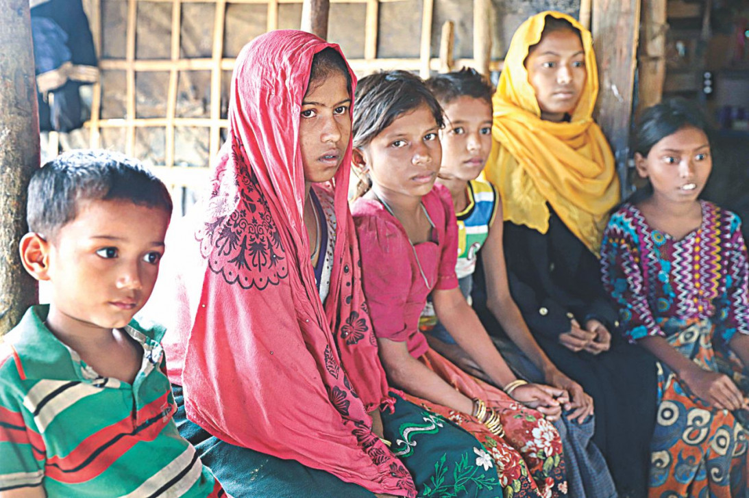 Myanmar And Bangladesh Set up 2-Yr Timeframe For Rohingya Repatriation