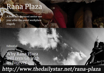 Rana Plaza Collapse: A look into Bangladesh RMG sector 1 yr after the deadliest workplace tragedy