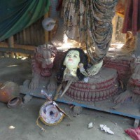 Criminals damage idols at 3 Munshiganj temples