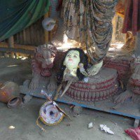 Criminals damage idols at 3 Munshiganj temples