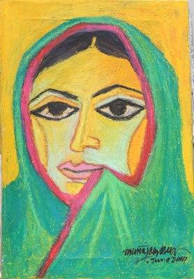 Murtaja Baseer: an artist extraordinaire!
