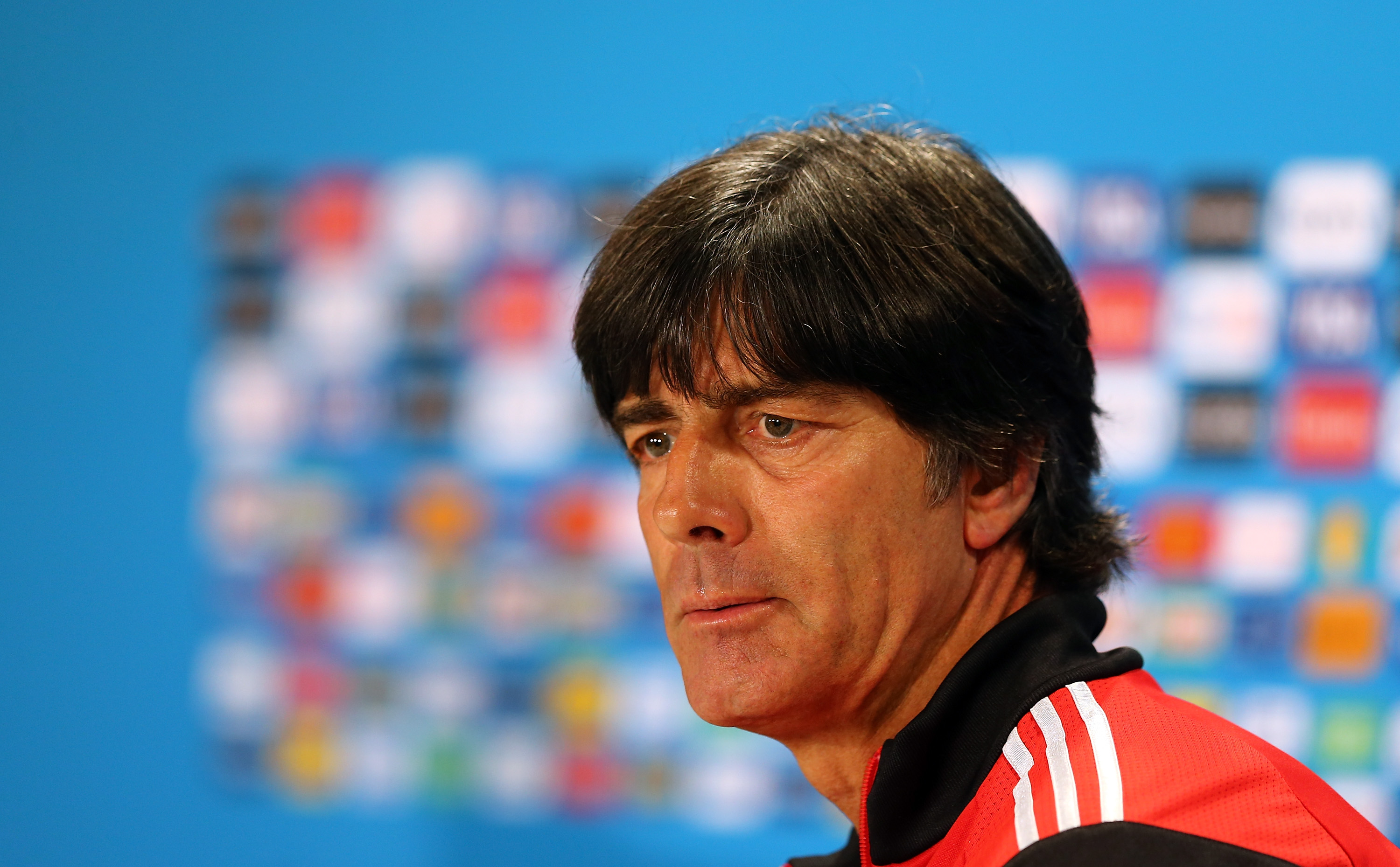 Germany Coach Joachim Low. Photo: Getty Images