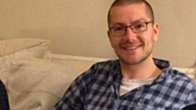 William Pooley, from the UK, has been given the ZMapp drug. Photo: BBC