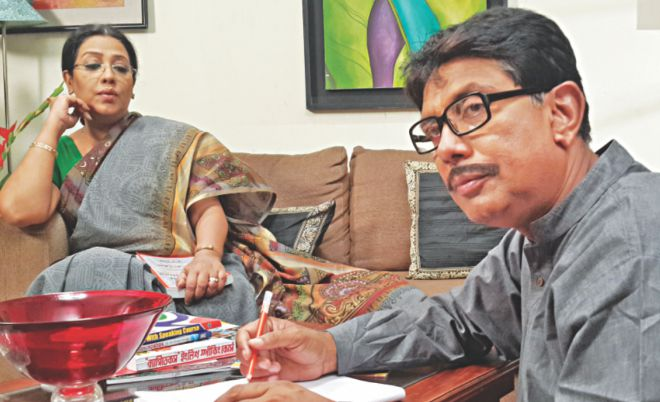 Afzal-Suborna are back on-screen.