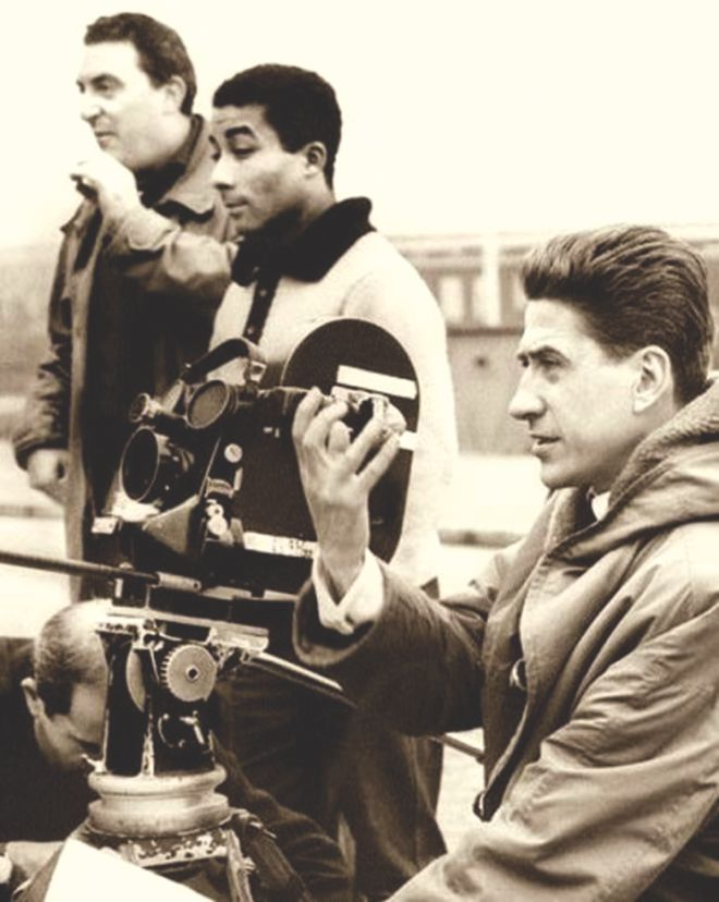In loving memory of Alain Resnais