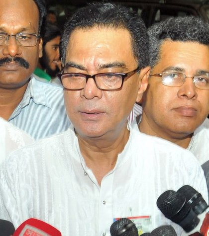 Syed Ashraful Islam. Star file photo