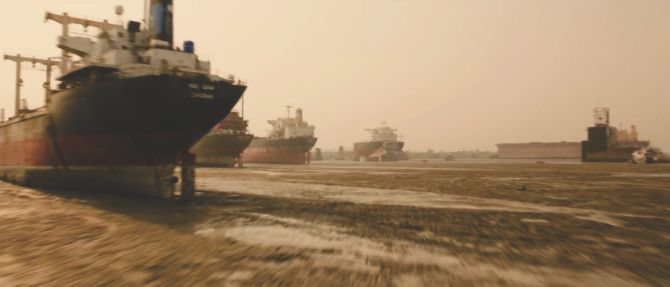 Avengers: Age of Ultron scene shot in Chittagong?