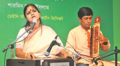 Monsoon melodies and romantic songs at Arts Precinct
