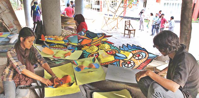 Chittagong gears up for Bengali New Year