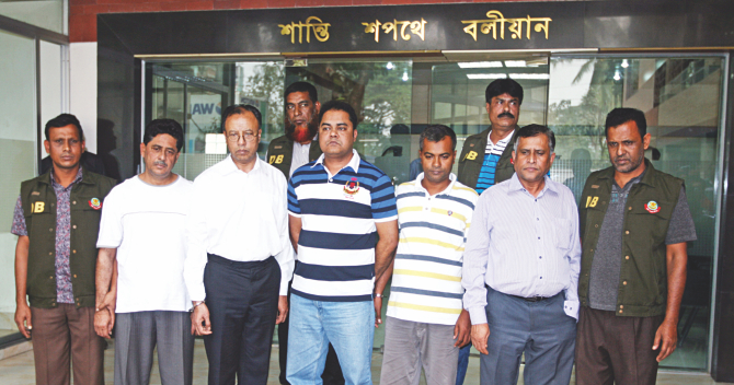 Biman men in gold smuggling racket
