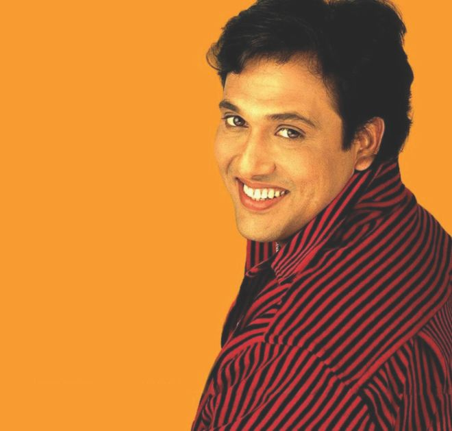Bollywood star Govinda
