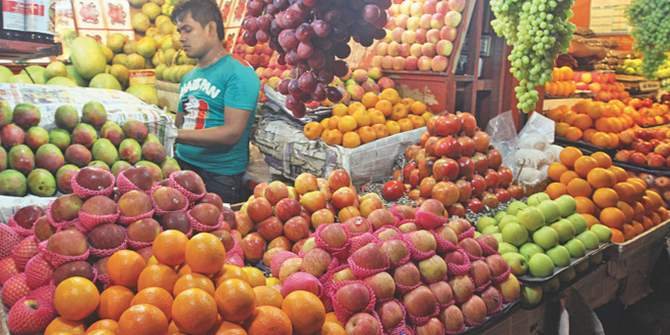 Stop chemical-mixed fruits from entering country, HC asks govt