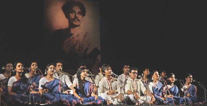 The Rebel's reverberating ragas