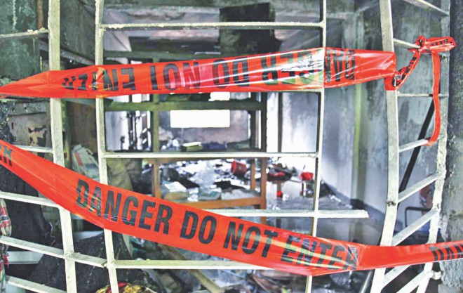 The dormitory room of Al Jamiatul Ulum Al Islamia Madrasa in Lalkhan Bazar of Chittagong city where a blast on October 7 last year killed three people. The institution is run by Hefajat-e Islam Nayebe Ameer Mufti Izharul Islam, now absconding. File Photo