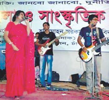 Info fair and cultural festival concludes in Chapainawabgnaj