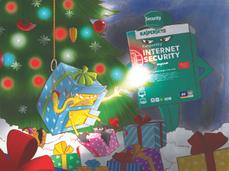 Dangerous greeting cards and other Christmas disasters