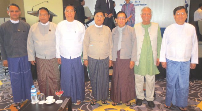Social business shows way of development in Myanmar