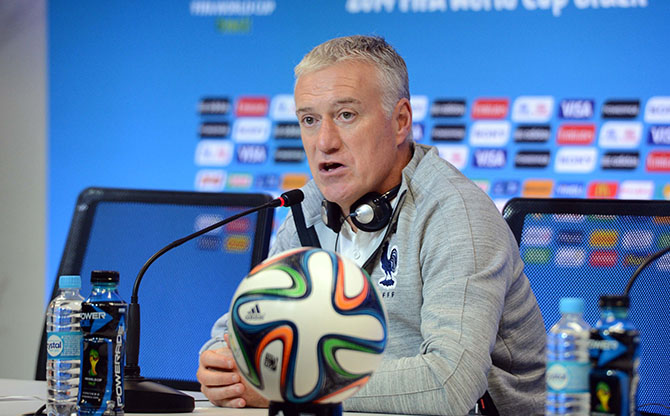 Didier Deschamps. Photo: Getty Images