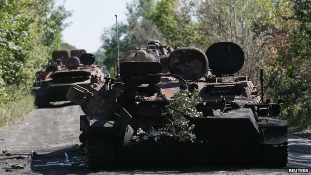 Ukraine crisis: Ceasefire is 'largely holding'