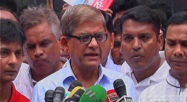 Govt should quit over Narayanganj killings: BNP