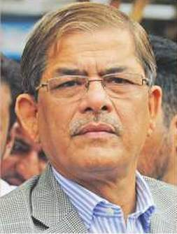 Fakhrul, 3 BNP leaders' bail extended