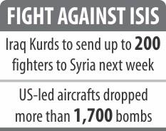ISIS used chlorine gas