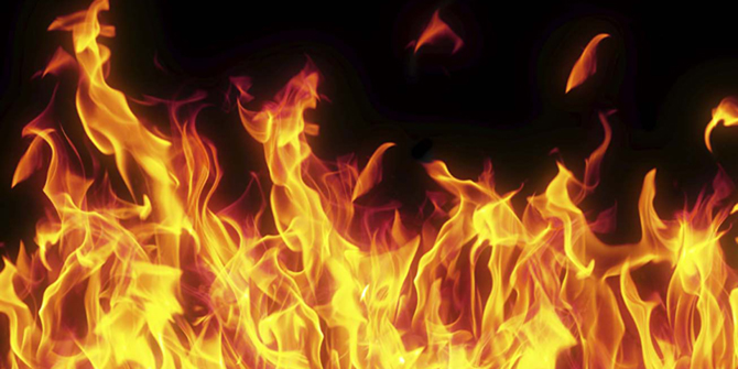 Fire at Ashulia sweater factory