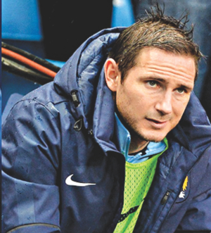 LAMPARD ON THE MOON!