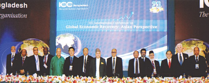 Global business leaders call for inclusive growth