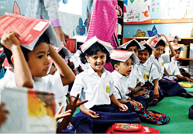 JAAGO's classroom. Photo Courtesy: Jaago Foundation