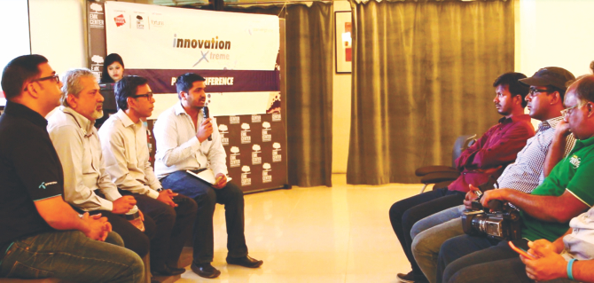 Innovation Xtreme: The wait is over for startups